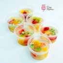 Mini Fresh Fruit Jelly
