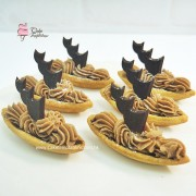 Mini Chestnut Tartlets