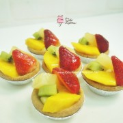 Mini Fresh Fruit Tartlets