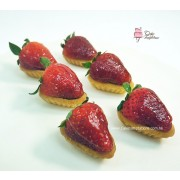 Mini Fresh Strawberry Tartlets