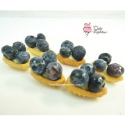 Mini Blueberry Tartlets