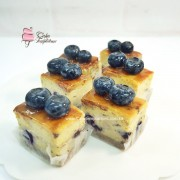 Mini Baked Blueberry Cheese cake