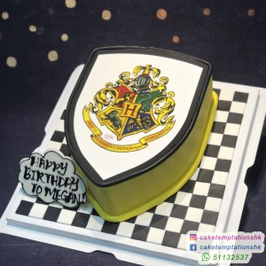 "Photo Print- ""Harry Potter"" Cake"