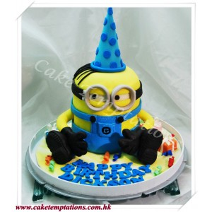 3D Minion from Despicable Me