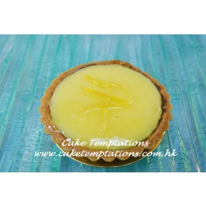 Fresh Lemon Peel w.Honey Flavor Tart