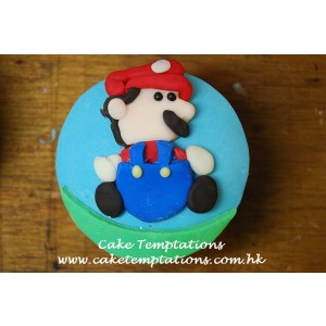 Mario & Friends Cup Cake