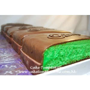 3D Cadbury Chocolate Cake