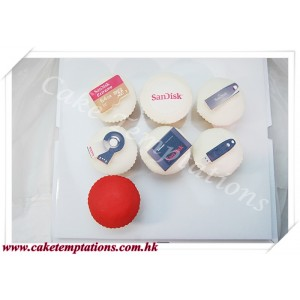 SanDisk CupCake- For Celebrating 25 Years Ceremony