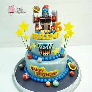 2 layers Transformers  Space Cake