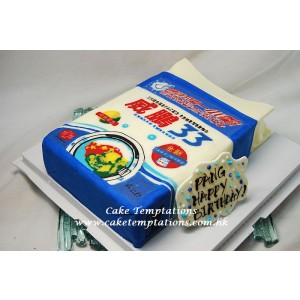 3D Wai Pang 33 Washing Powder