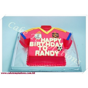 Spain National Football Team Cake